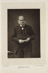 'Professor Huxley'  1890.