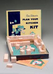 Con Edison's 'Plan Your Kitchen Kit'  c 1958.