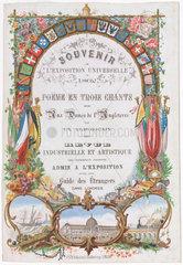 Souvenir of the International Exhibition of 1862.