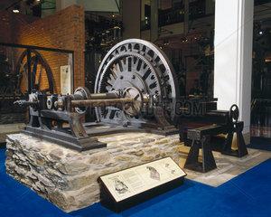 Heavy facing lathe  1810.