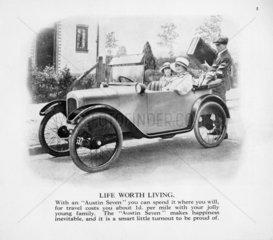 'Life Worth Living'  c 1922.