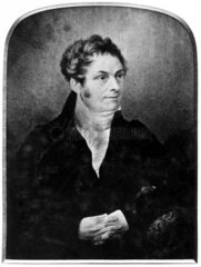 Samuel Hall  engineer and inventor  c 1820s.