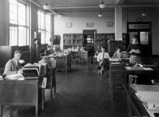 NACA Langley Administrative Office  1927.