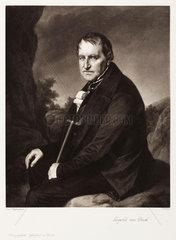 Leopold von Buch  German geologist and geographer  mid-19th century.