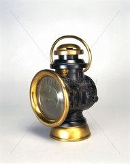 Dependence driving lamp  c 1913.
