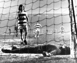 Liverpool v Queens Park Rangers  13 December 1976.