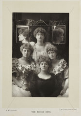 'The Misses Dene'  1893.