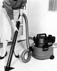 Bosch Wet'n Dry vacuum cleaner  May 1986.