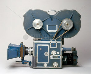 Technicolor camera  c 1940s.