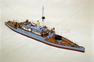 HMS 'Humber'  1914.