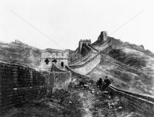 The Great Wall of China  1856-1860.