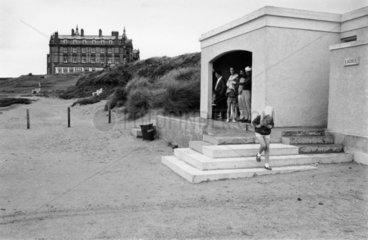 Newquay  1969.