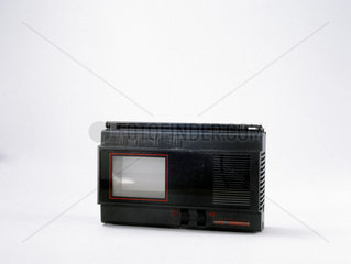 Sinclair FTV1/TV80 flat-screen pocket television  1981.