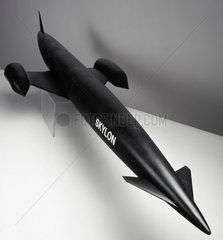 Skylon spaceplane  1990s.