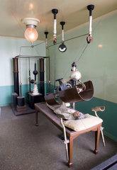 X-Ray department  King Edward VII Hospital Fund model  1932.