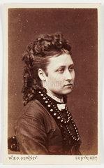 Princess Louise  c 1865.