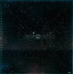 The emission nebula 'Eta Carina'  c 1909.