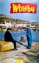 'Whitby'  BR poster  1962.