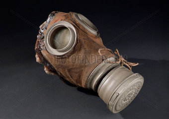 German gas mask  1915-1918.