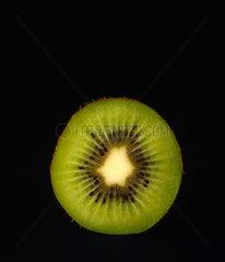 Half a kiwi fruit  1990s.