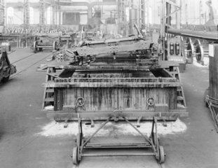 Newton Heath works  Greater Manchester  25 February 1927.