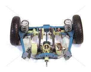 DAF variomatic transmission  1966.