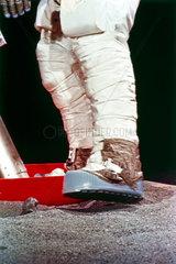 A Lunar Boot  1969.