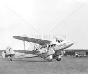 Railway Air Services aeroplane  1938.