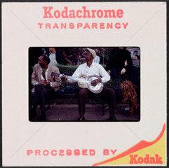 Kodachrome transparency  1963-1972.