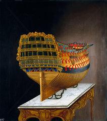 HMS 'Victory'  1744.
