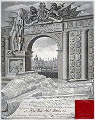 Royal Jennerian Society Honorary Diploma  1826.