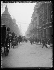 'Cheapside  London'  1898.