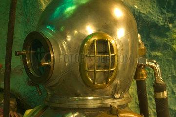 Deep-sea diver  Science Museum  London  2007.