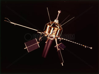 Ariel 1  Britain's first satellite  Ariel 1