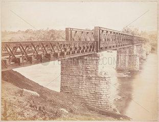 Railway viaduct  Ceylon  1878-1883.