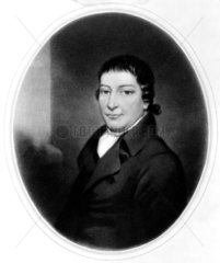 William Radcliffe  English inventor  early 19th century.