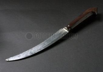 Amputation knife.