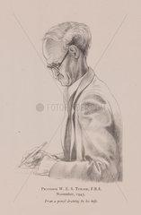 'Professor W E S Turner  November  1945.'