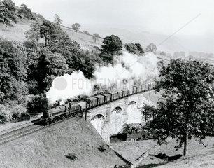 British Railway (BR) 4-6-0 steam locomotive  1953-1958.