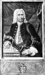Johann Heinrich Schulze  German anticipator of photography  c 1710.