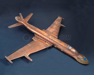 Developmental model of the Nimrod early warning aircraft  c 1970s.