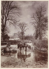 'Sleepy Hollow'  1885.