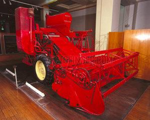 Massey-Ferguson type 780 combine harvester thresher  1953-1962.