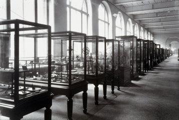 Time Gallery  Lower Western Galleries  South Kensington Museum  1876.