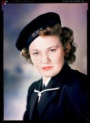 'Miss Kamp'  c 1943.