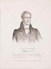 William Huskisson  British politician  c 1820s.