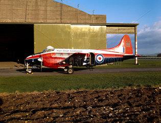 De Havilland DH 104 'Devon'  1949.