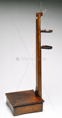 Personal weighing scales  c 1800.