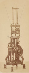 Air pump made for King George III  1876.