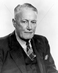 Sir George Taylor  Scottish botanist  c 1965-1975.